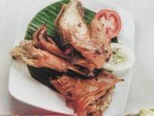 Ayam gordng bu Tini Lowanu