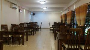 Rumah makan Handayani Jogja