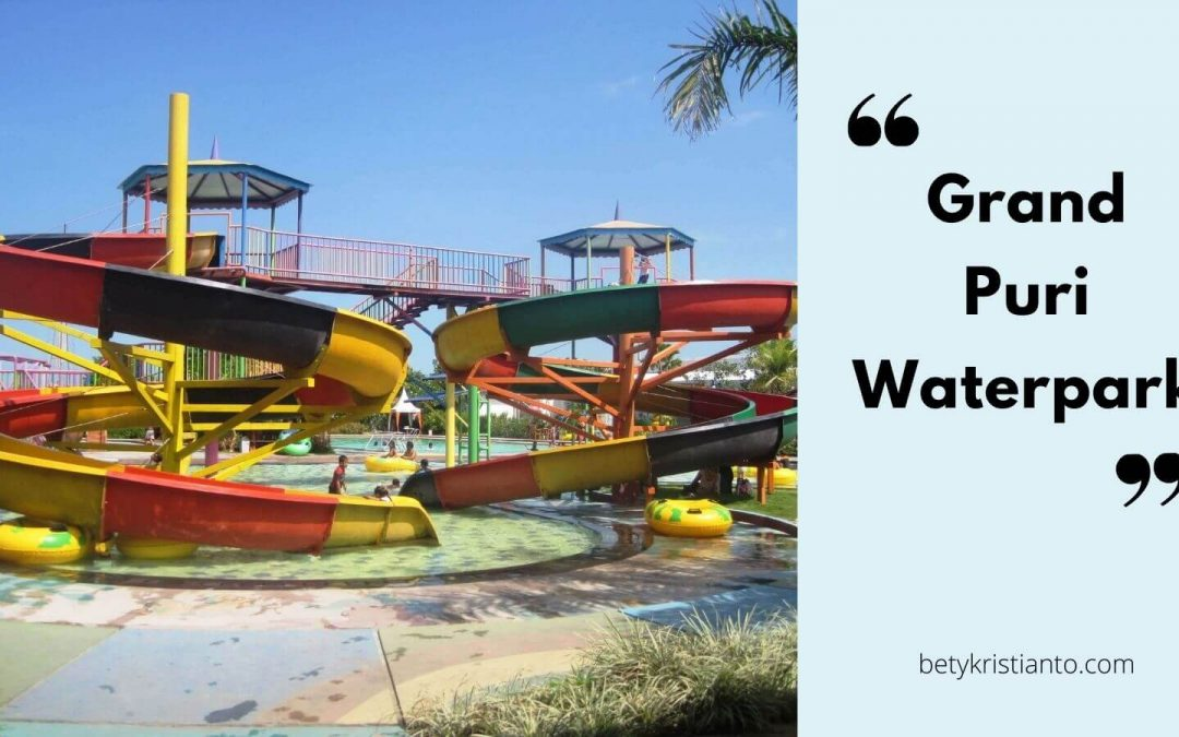 berenang di grand puri waterpark