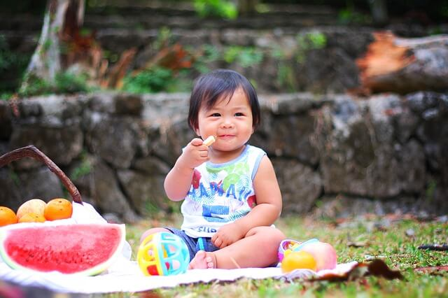 Ciri Anak Sehat