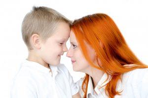 Pentingnya hubungan baik antara ibu dan anak