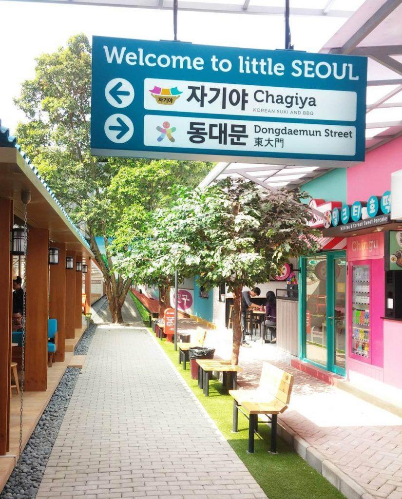 Little Seoul Bandung