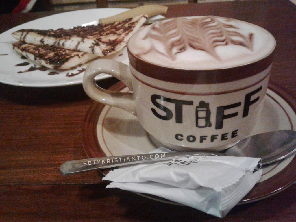 Stiff coffee Wonosari