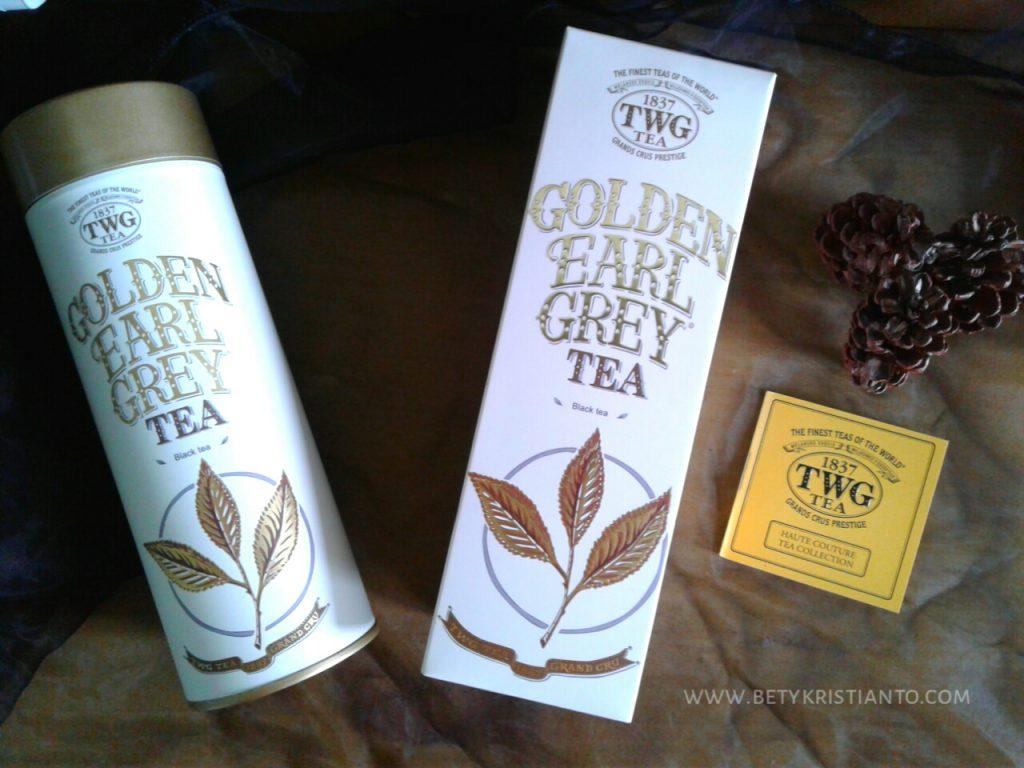 TWG teh premium