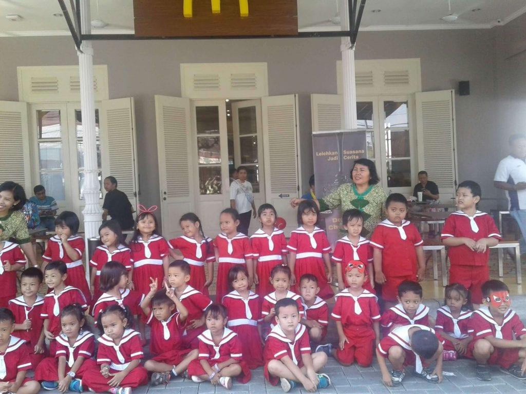 Mini Trip Seru ke Mc Donald Sultan Agung Jogja