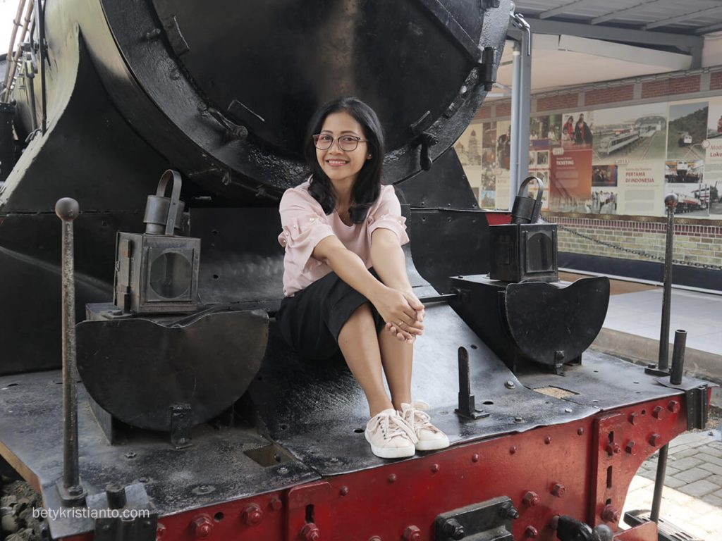 Mueseum Kereta Api Ambarawa