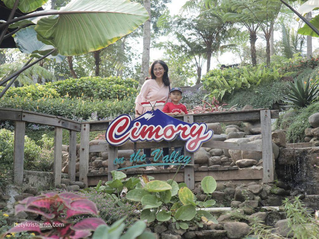 Cimory on the Valley Semarang