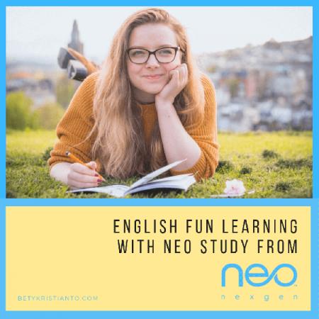English Fun Learning with Neo Study, Cara Tepat Belajar Bahasa Inggris yang Nggak Bikin Kantongmu Bolong