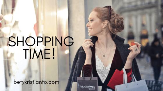 Belanja Akhir Tahun Bebas Galau? Hempaskan Aja dengan Histeria Syok