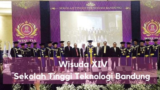 Reportase Wisuda XIV STT Bandung 2020