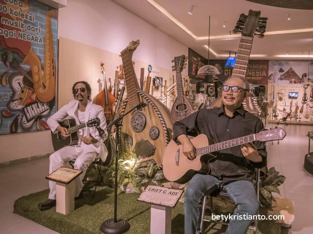Upside Down World & World Music Museum – Wahana Keren di Jatim Park 3 yang Sayang Banget Dilewatkan