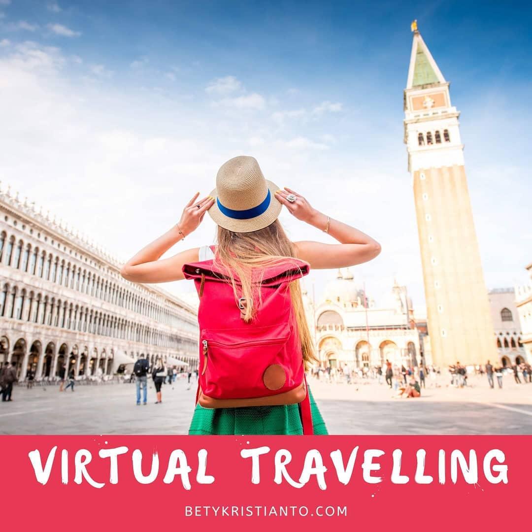 Daftar Tempat Wisata Virtual yang Pas Buat Keluarga