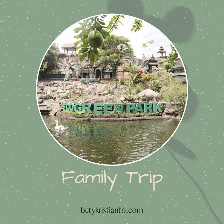 Eco Green Park Malang Wisata Keluarga yang Harus Kalian Kunjungi