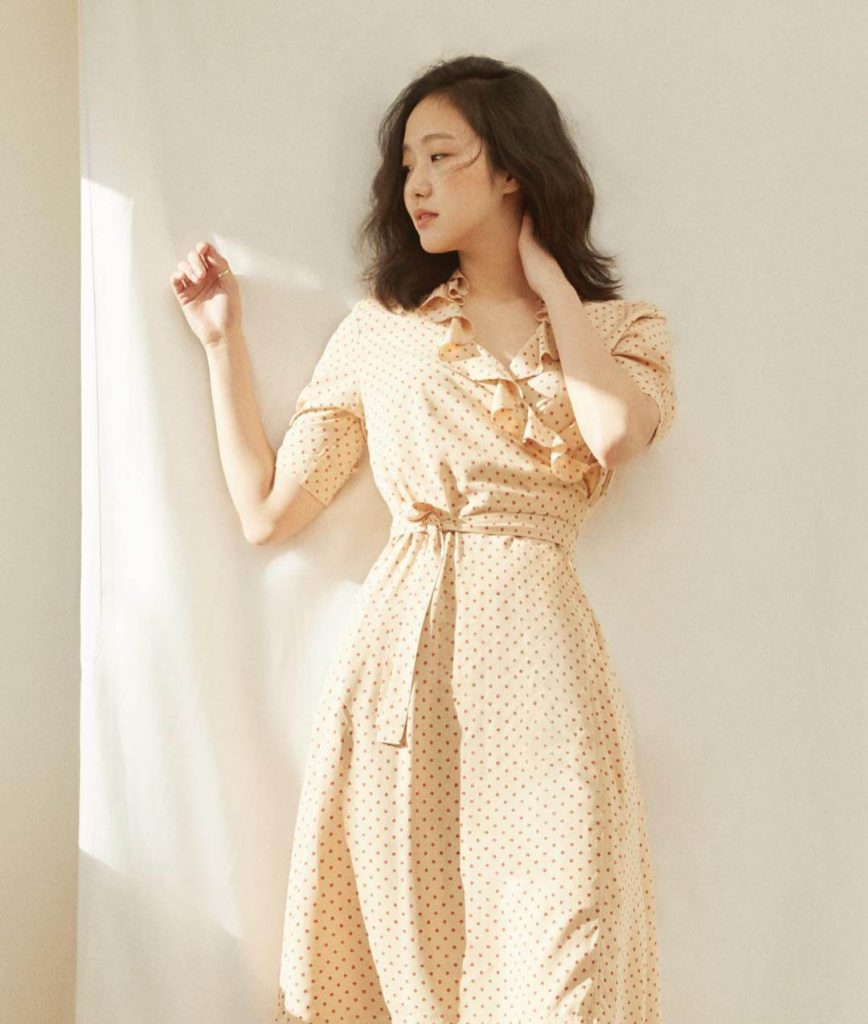 Profil Kim Go Eun