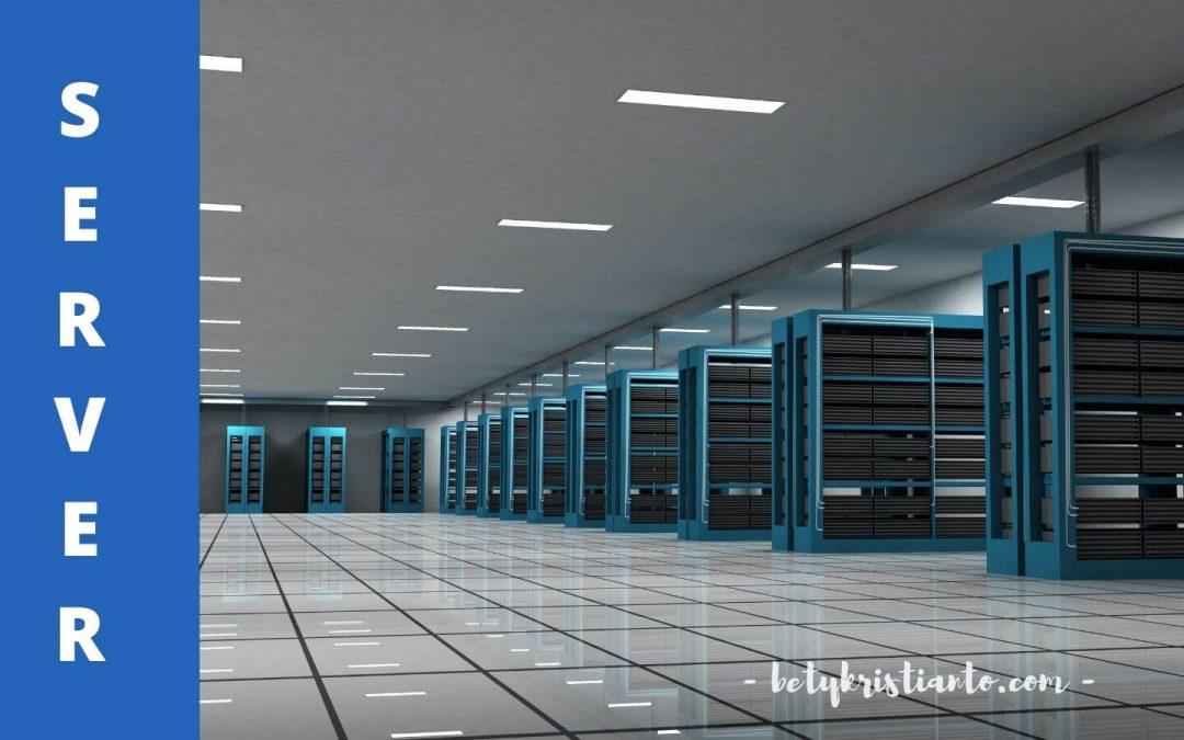pentingnya aliran udara ruang rack server