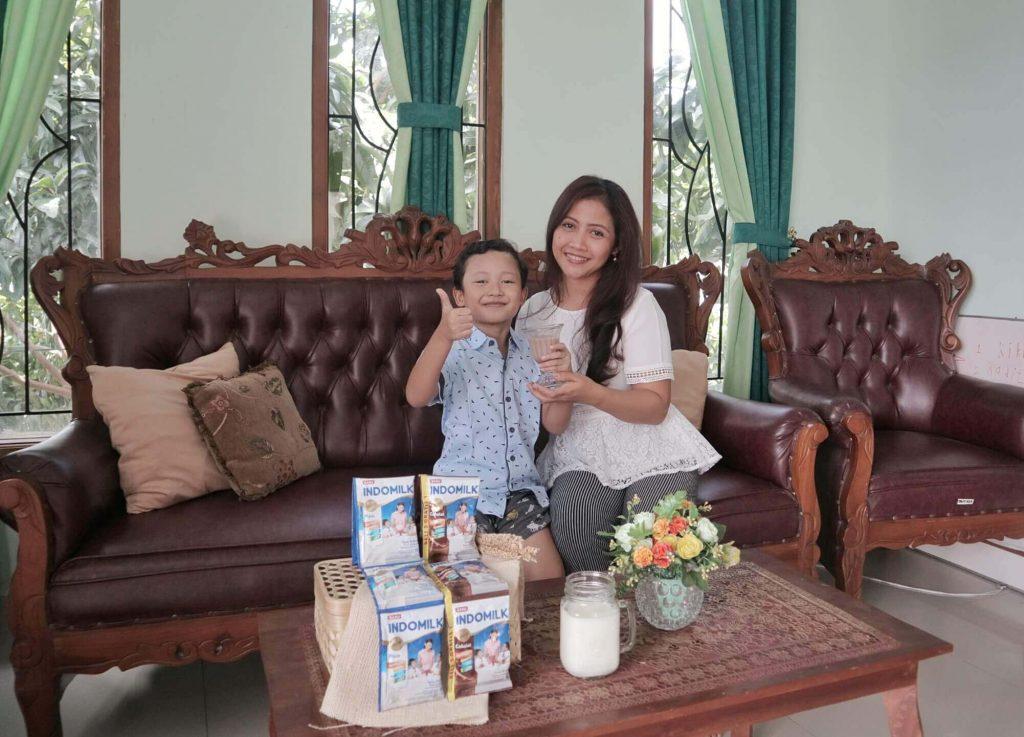 Susu bubuk untuk anak, indomilk susu bubuk