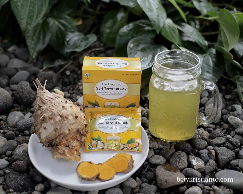 Herbadrink herbal sari temulawak
