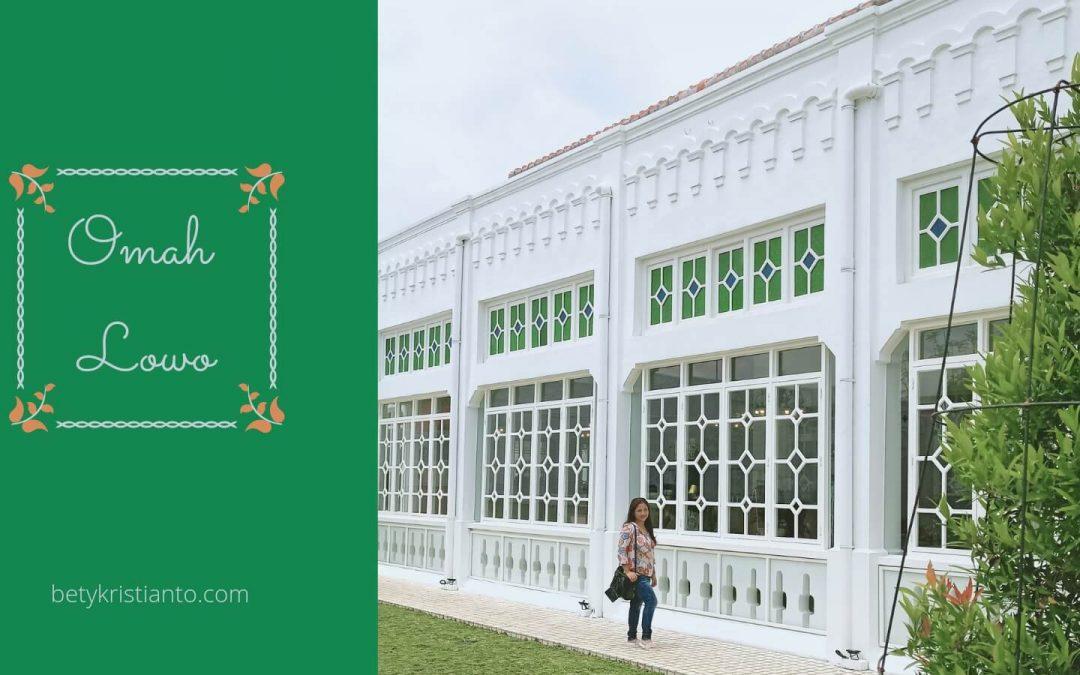 Transformasi Omah Lowo Solo yang Kini Jadi Heritage Batik Keris. Asli Cantik!