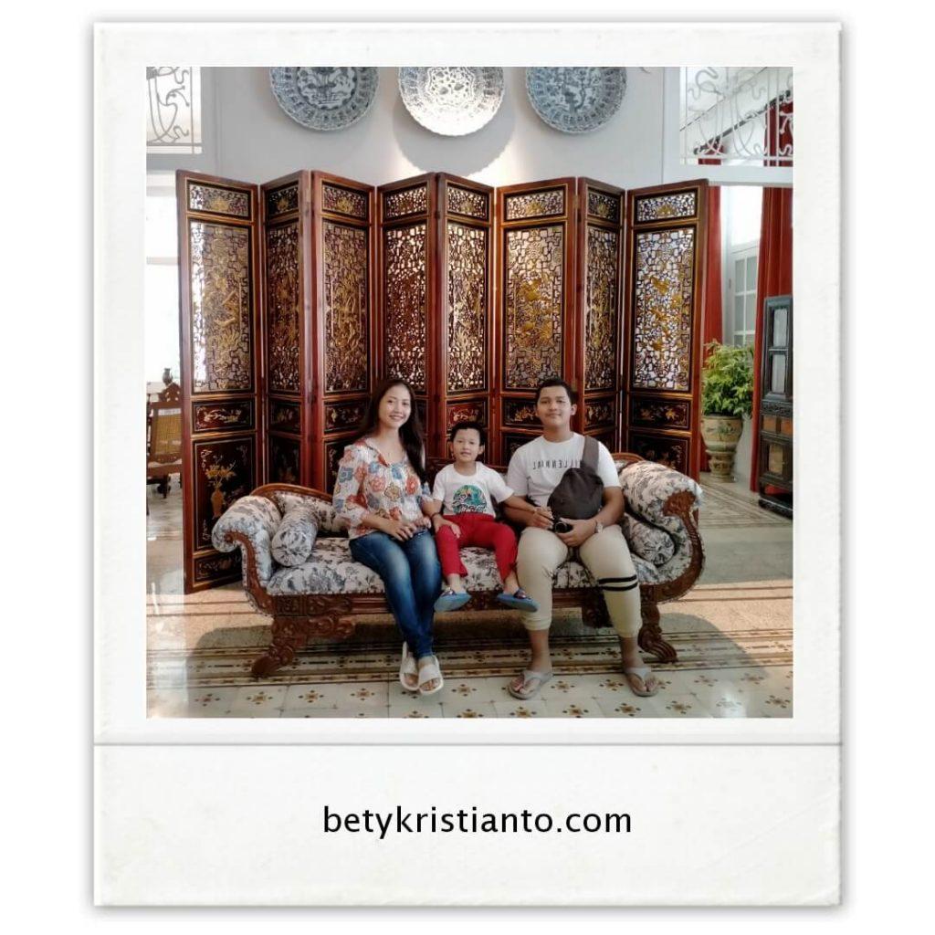 Heritage Batik Keris