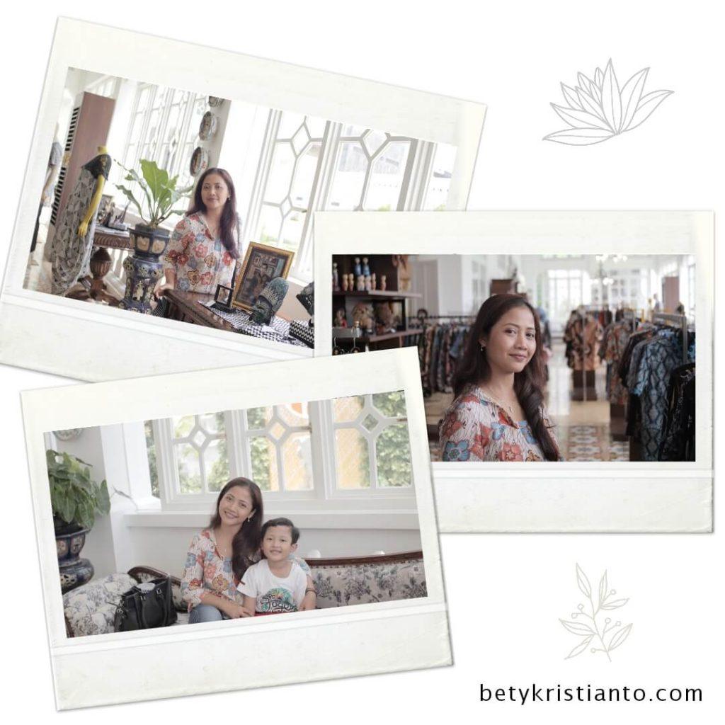 Toko Batik Keris