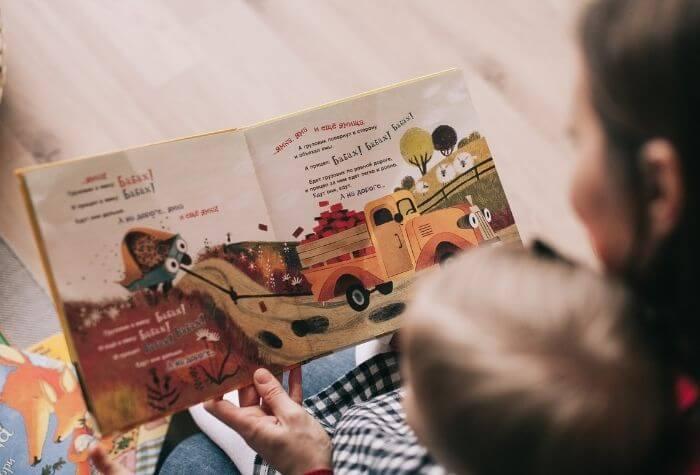 cara ajari anak membaca