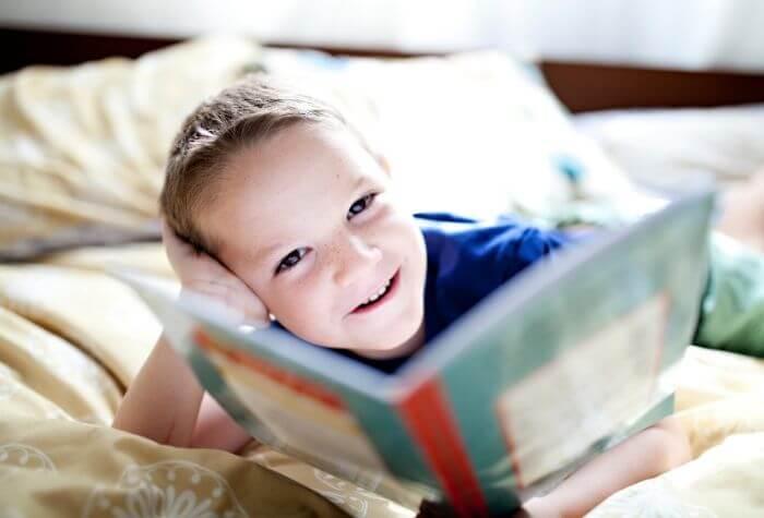 kapan anak belajar membaca