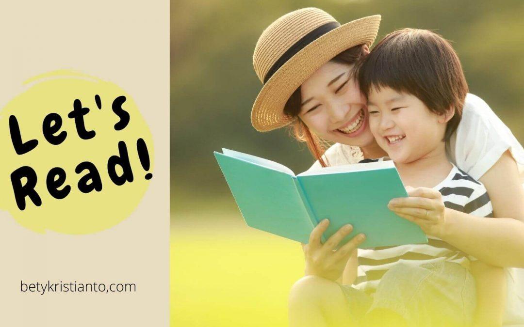 waktu yang tepat anak belajar membaca