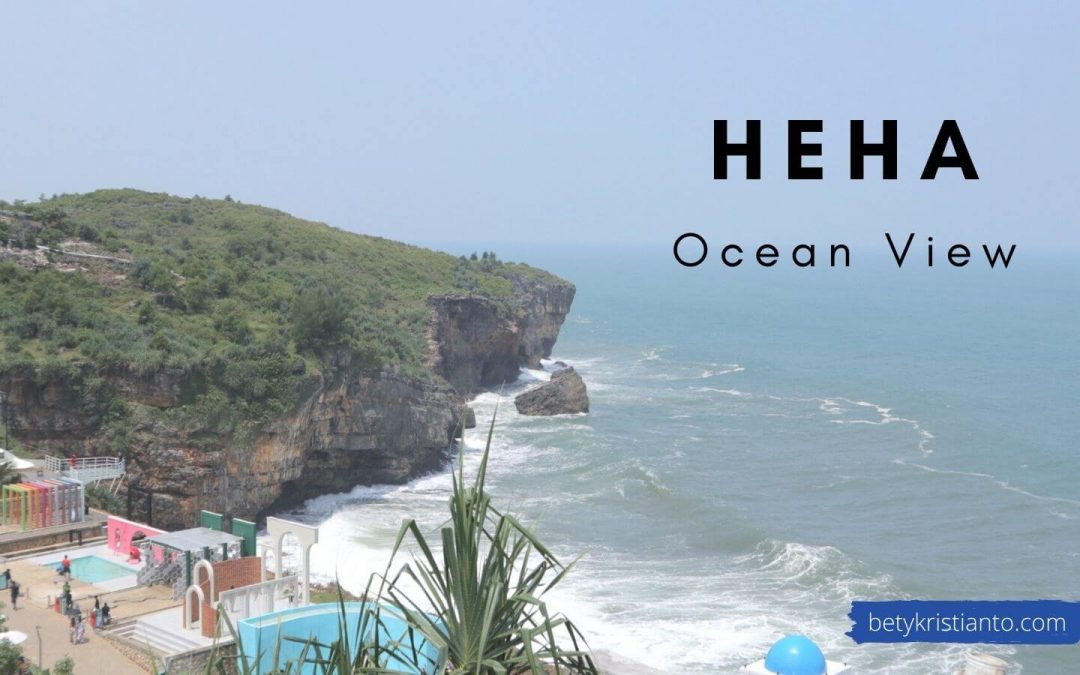 Heha Ocean View, Teras Samudera Cantik di Timur Jogja