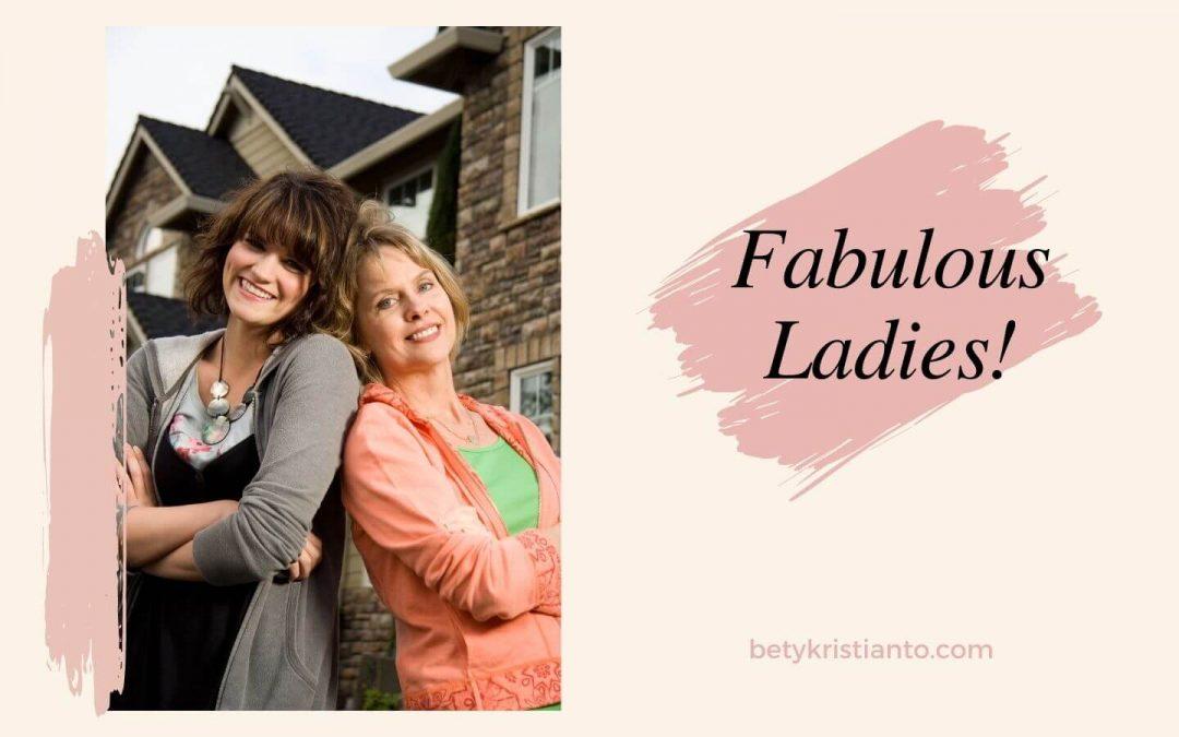 Perempuan-perempuan Inspiratif dalam Hidupku