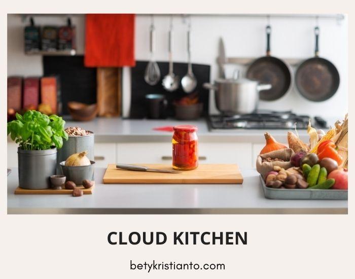fakta menarik tentang cloud kitchen