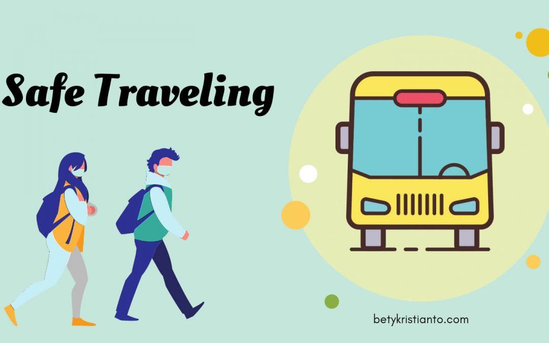 Begini Cara Naik Bus dan Travel Sesuai Prokes, Simak Yuk!