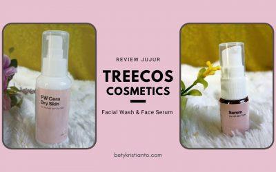 Merawat Kulit Kering dengan Rangkaian Produk Treecos Cosmetics