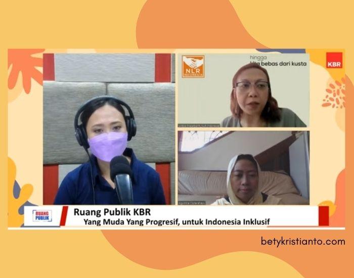 Talk show KBR Berita