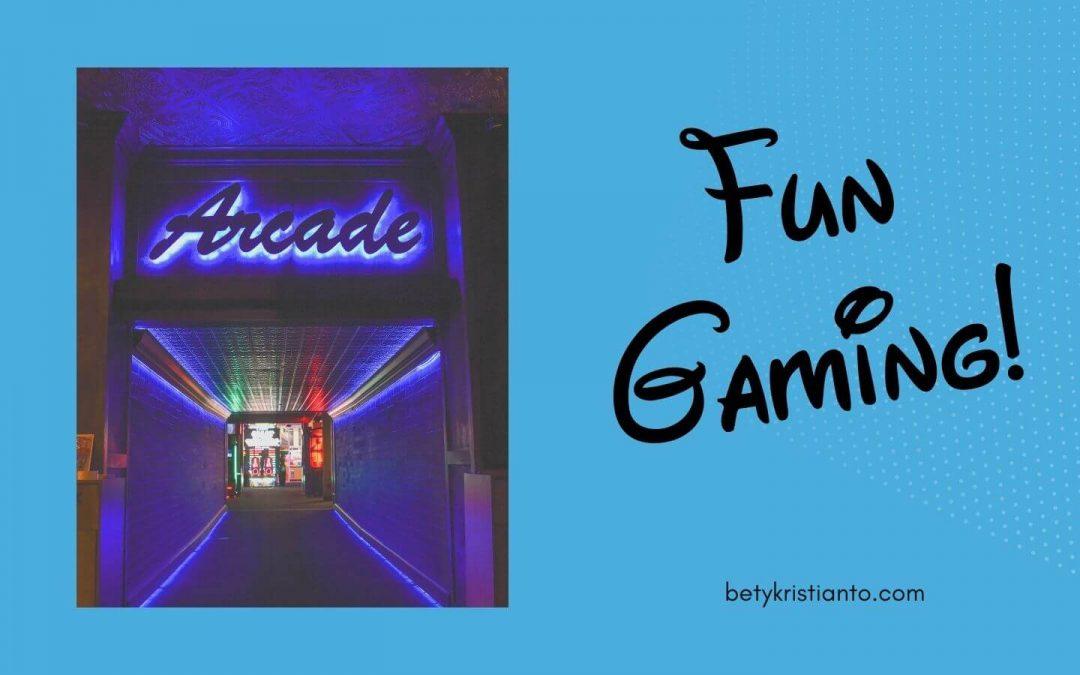 Rekomendasi Tempat Bermain Game Arcade Bali Paling Seru dan Menarik