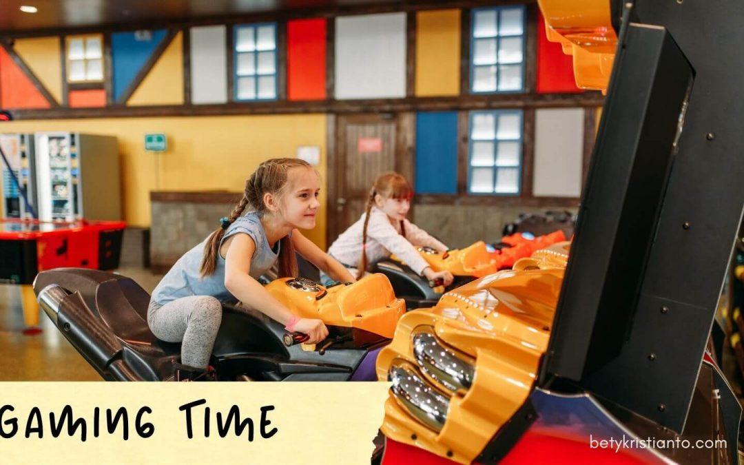 Ini Dia Pusat Bermain Game Anak di Timezone Galaxy Mall 3 Surabaya